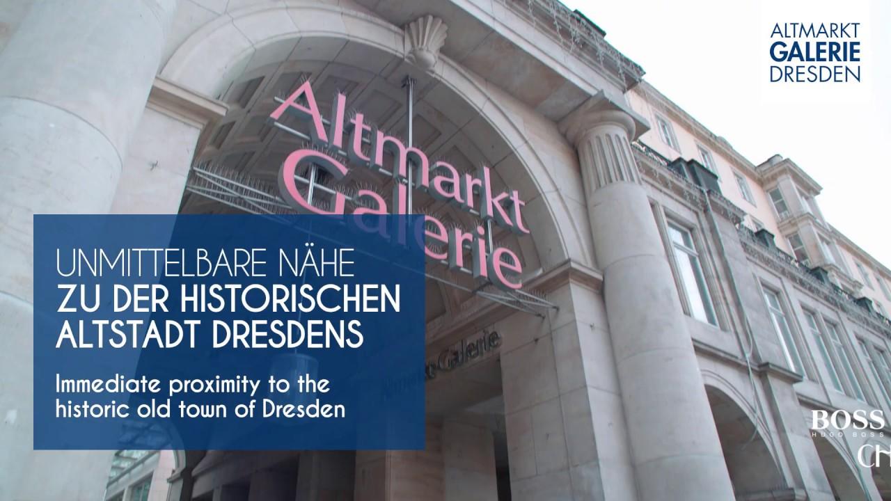 Altmarkt Galerie Dresden Dresden Into Cities