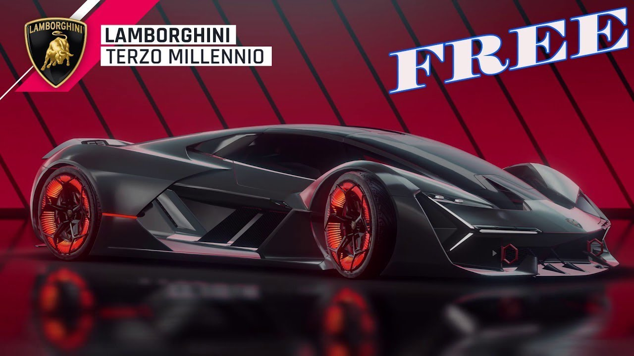 Asphalt 9 Legends Lamborghini Terzo Millennio Gameplay