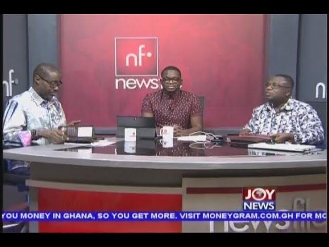 Auditor Generals Report - Newsfile on JoyNews (5-1-19)