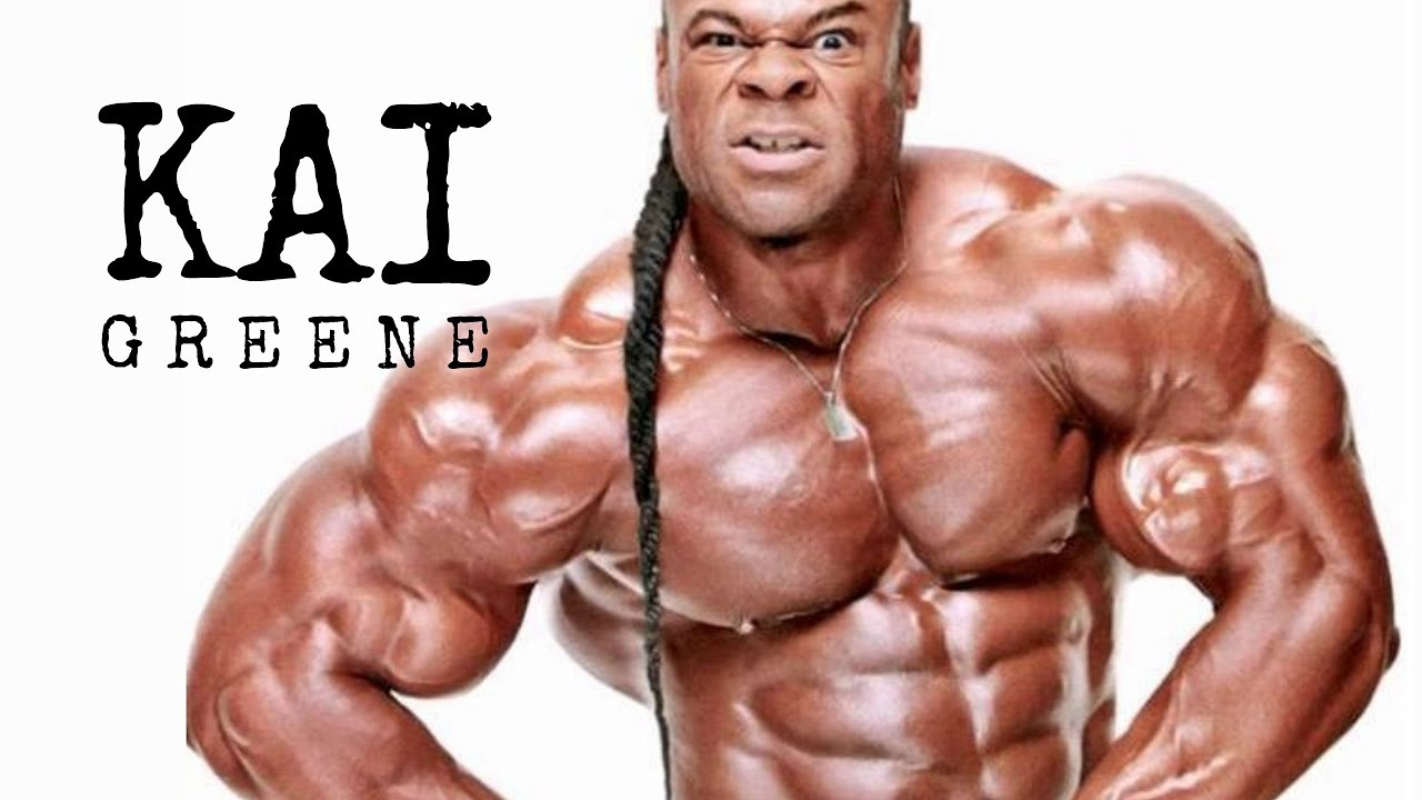 bodybuilder Kai greene