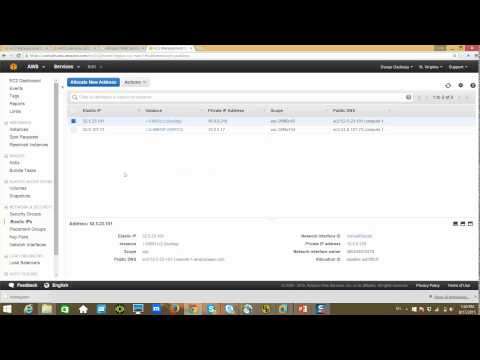 Amazon Web Services - Provision EC2 Instance Demo