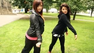 Nauč se s YesNeYes...! Street dance lekce s tanečnicema - Pepper seed!