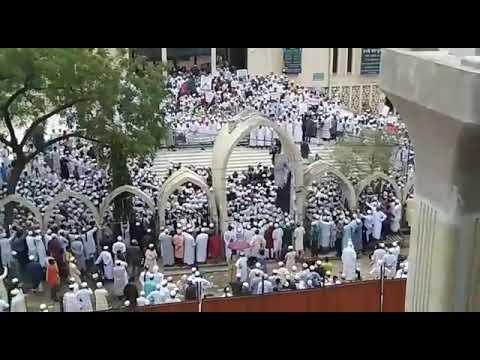 ইসরায়েলি বর্বরতার বিরুদ্ধে ইসলামী আন্দোলনের বিক্ষোভ সমাবেশ