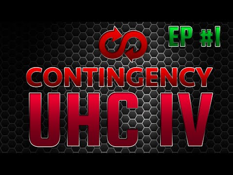 New Faces, New Tactics! - Contingency UHC Season 4 Episode 1