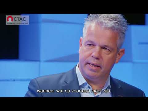 Take control of the supply chain - Jos Otermans - Catchy Story