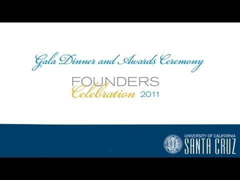 Founders Celebration 2011 - Dinner