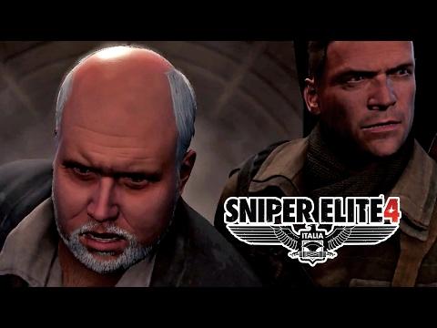 Let's Play Sniper Elite 4 Deutsch - KESSLER FINDEN - Part 6