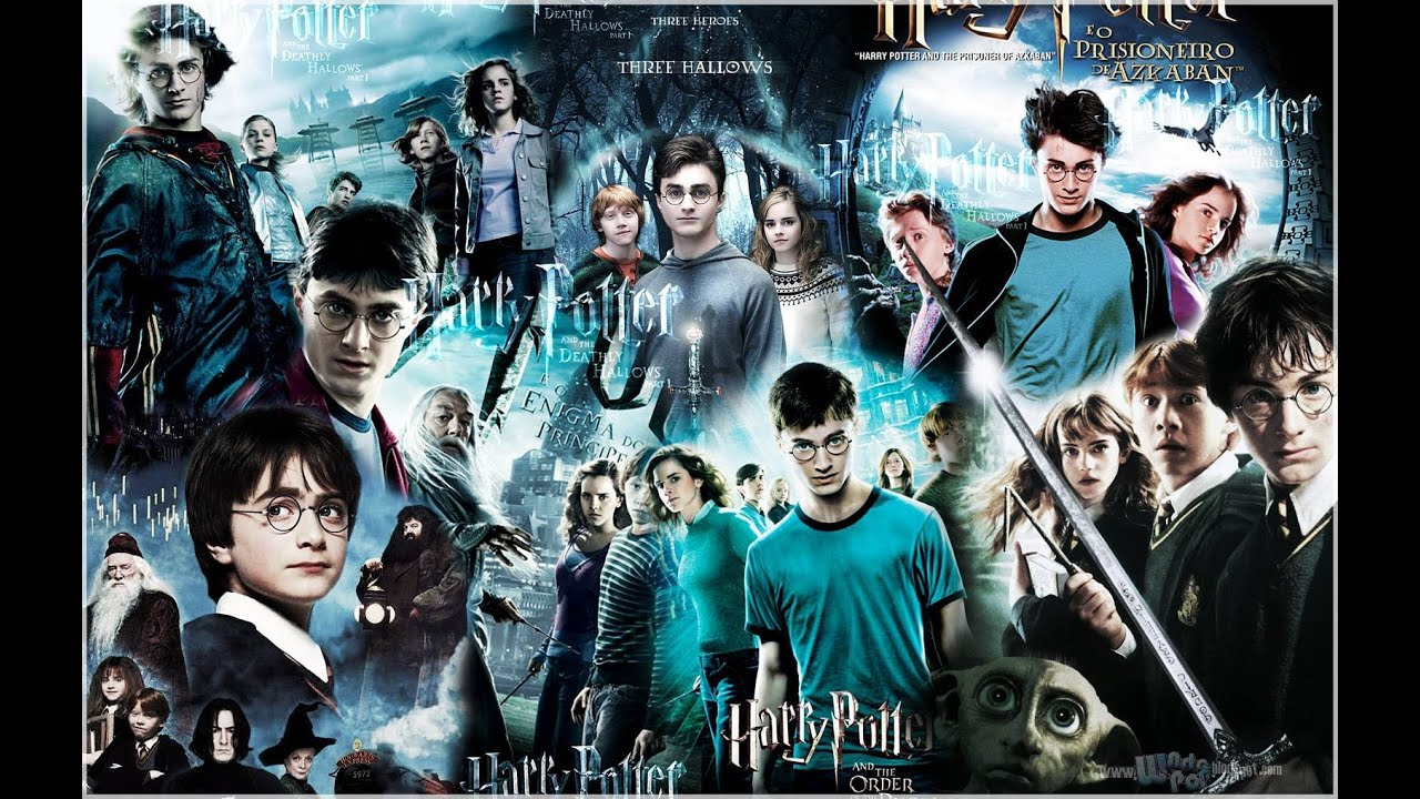Harry Potter Alle Filme