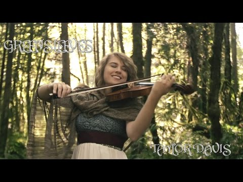 Greensleeves (What Child is This) - Violin - Taylor Davis
