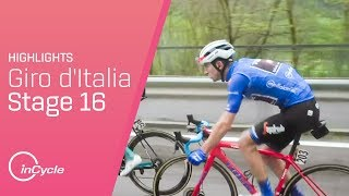 Giro d'Italia 2019 | Stage 16 Highlights | inCycle
