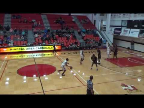 Mineral Area College vs. Northeast Nebraska
