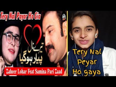 reaction-to-tery-nal-payar-ho-gia-||-zaheer-lohar-feat-samina-pari-zaad-|-reaction's-bucket