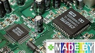 Производство микросхем. MADE.BY