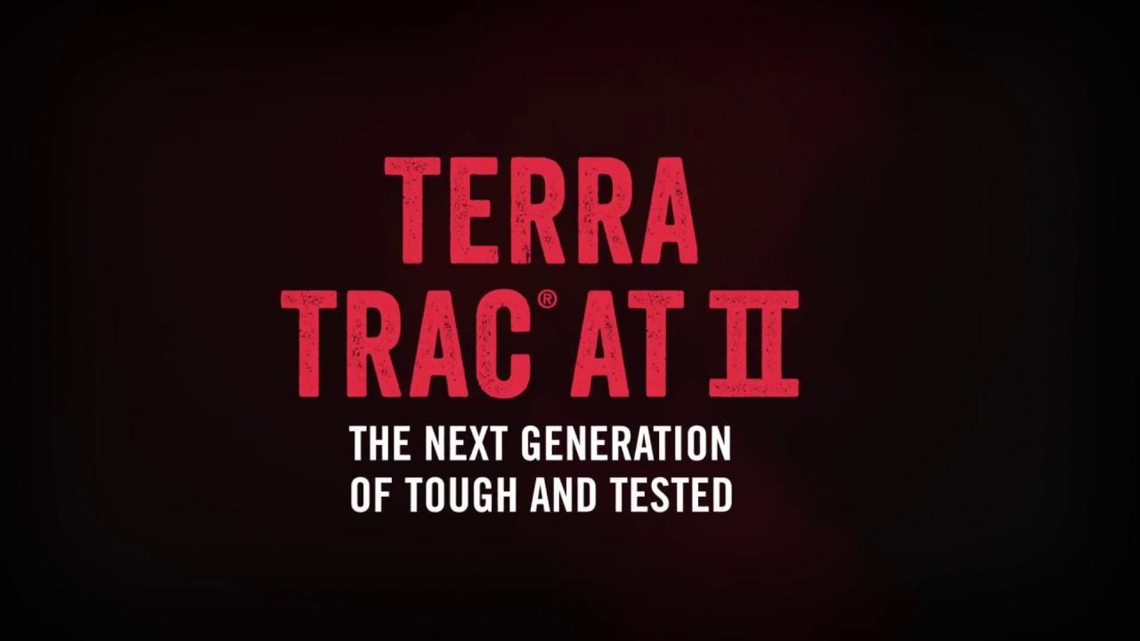 HERCULES TIRES - TERRA TRAC AT II