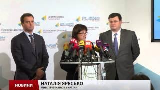 видео Яресько Наталія