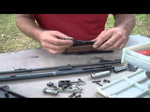 Crosman 760 Disassembly Assembly And Parts Ordering Part 1
