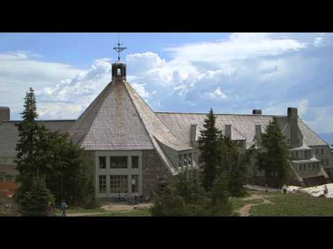 Timberline Lodge A Sense Of Place Youtube