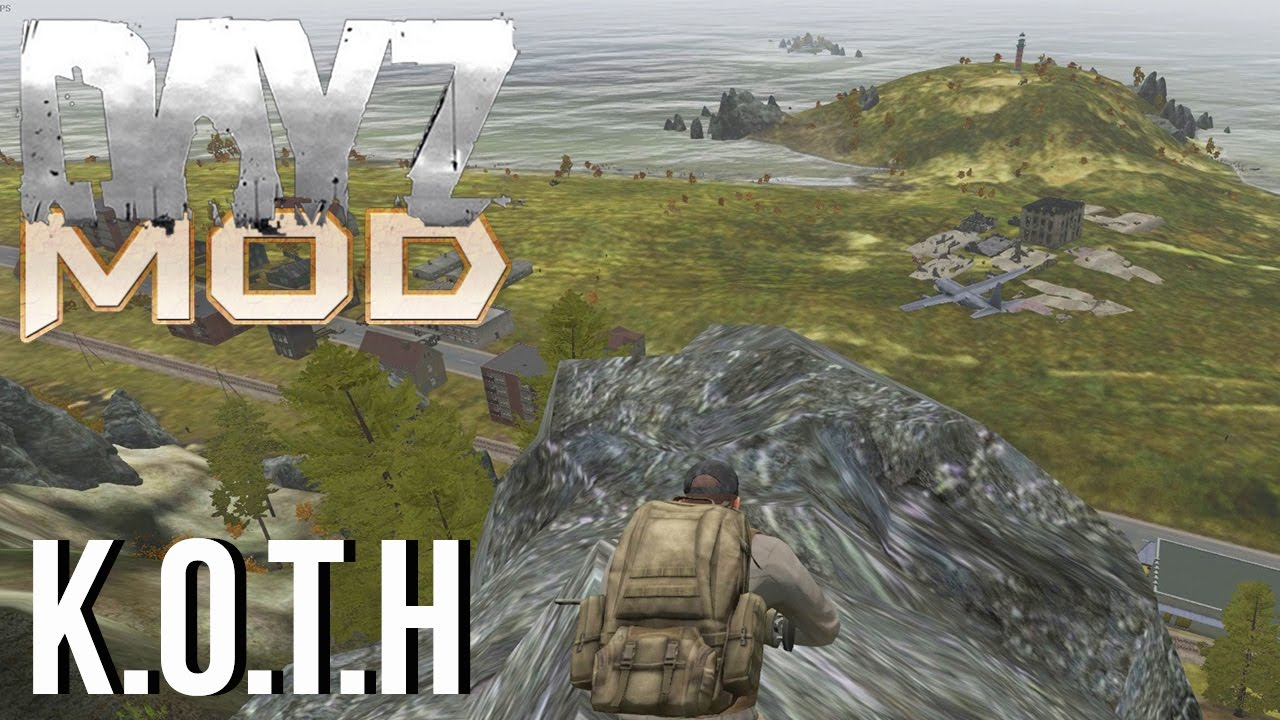Arma 2 - DayZ Mod Vanilla - King Of the Hill (FURY ROAD) - YouTube