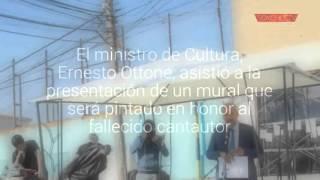 """Conmemoraron los 20 años de la muerte del """"Gitano"""" Rodríguez en Valparaíso"""