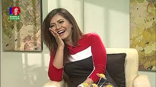 Maria Nur & Bappy | Sokal Belar Roddur | Bangla Talk Show | Banglavision Program | Ep-1156 | 2019