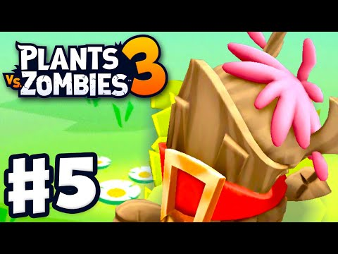 Dogwood! - Plants vs. Zombies 3 - Gameplay Walkthrough Part 5