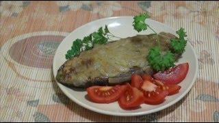 Домашние видео рецепты - запеченная рыба по восточному в мультиварке
