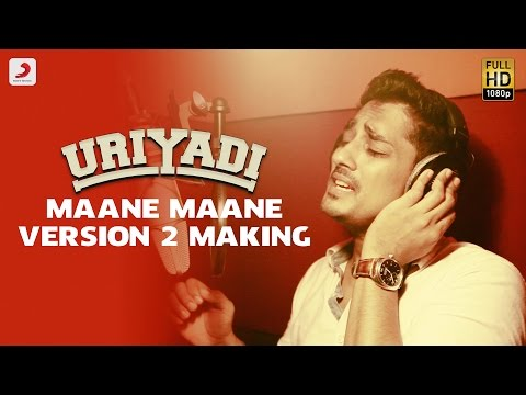 Uriyadi - Maane Maane Version 2 Making | Siddharth | Vijay Kumar | Masala Coffee