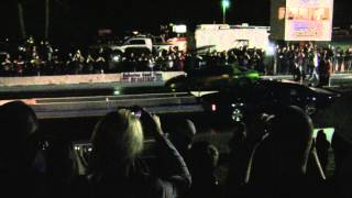 Doc Street Outlaws Race Crash Bailyton Alabama Monza