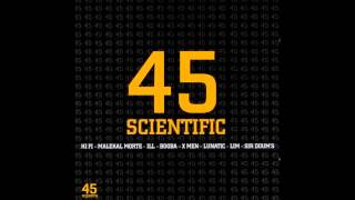 45 Scientific - 92i Le CD qui met la pression - Bonus Track - 70 minutes de freestyle
