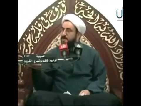 اللعن والسب عند الشيعة من أفضل العبادات