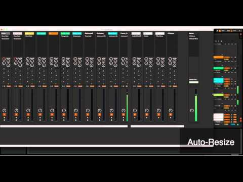 Dual Monitoring in Ableton Live with Ultimate Mixer