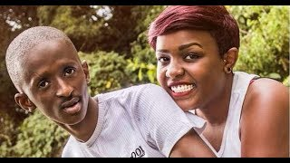 Comedian Njugush explains how his wife Celestine Ndinda use to support him back in college
