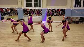Caramelo Ladies Salsa Styling Performance at Fuego y Candela Salsa Social September 2017