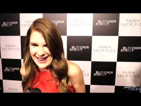 Lily RabeFunny moments