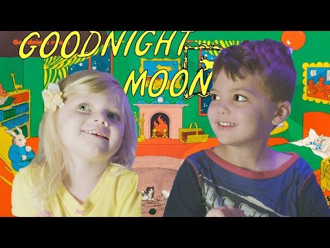 Goodnight Moon - By Margaret Wise Brown - Read Aloud - Ellie and Benjamin's Books
