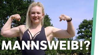 Bankkauffrau und Bodybuilderin 🏋🏻♀️ Was ist eine starke Frau? | Auf Klo mit ItsColeslaw