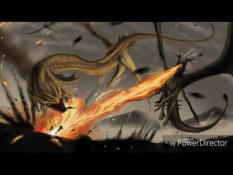 Drachen     song:Tanz mit den Feuer  (arrow)