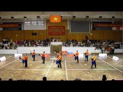 Đồng diễn KDC - Hội khỏe Phù Đổng 26.02/2012