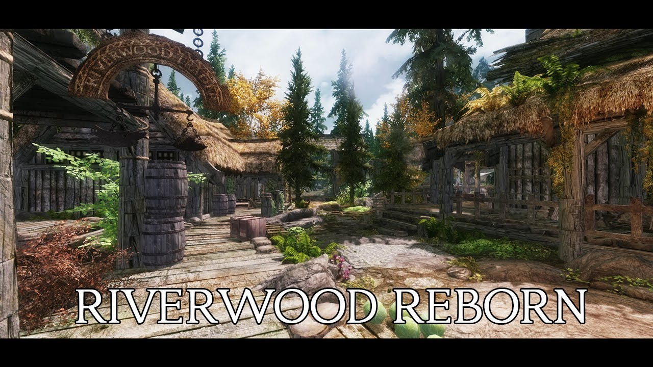 Riverwood skyrim