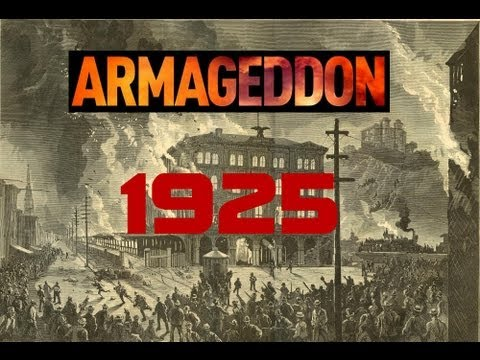 Jehovah's witnessess and the 1925 Armageddon - The video! jw.org