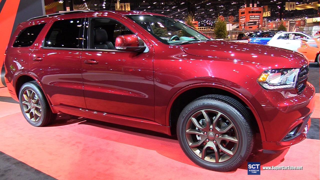 Dodge Durango GT Exterior Interior Walkaround Chicago - Durango car show