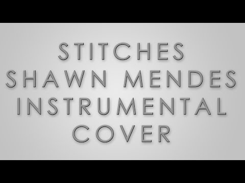 Stitches - Shawn Mendes (Instrumental Cover) (Karaoke/Lyrics) by Peter Stable