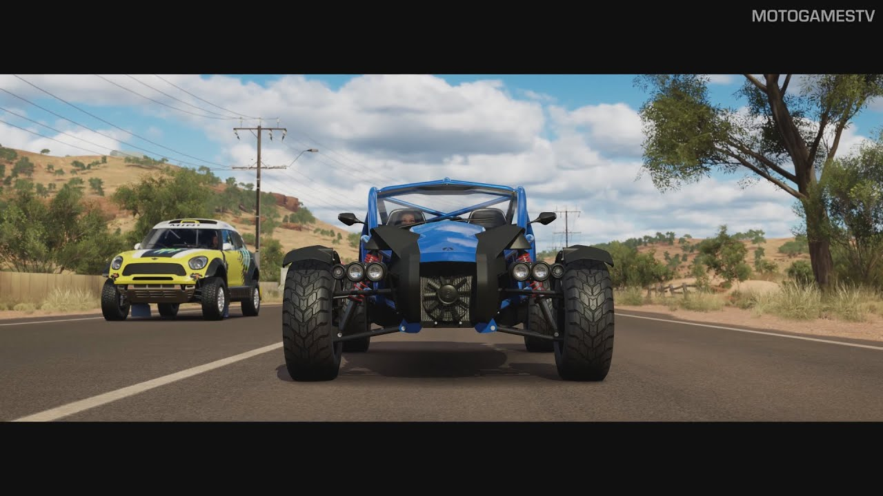 Forza horizon 3 ariel nomad 4k gameplay youtube - Is forza horizon 3 4k ...