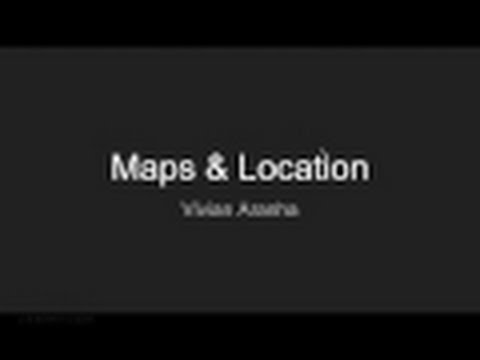 Android Maps: Part 3: Markers