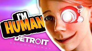Detroit Become Human Full Game Playthrough Live Stream - Release Date Part 1