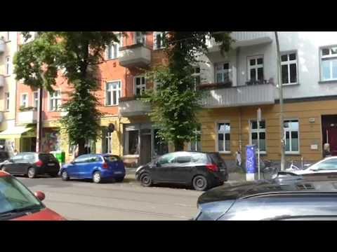 Mein Stadtbezirk Berlin Friedrichshain