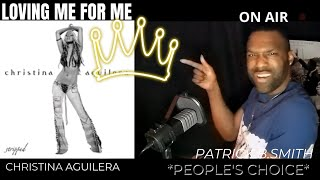 CHRISTINA AGUILERA- (LOVING ME 4 ME) -REACTION VIDEO