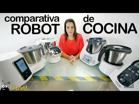 Comparativa robot cocina thermomix supercook moulinex for Robot cuisine multifonction thermomix