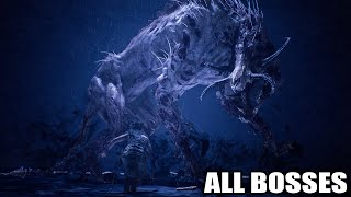 Hellblade: Senua's Sacrifice - All Bosses (With Cutscenes + Ending) HD 1080p60 PC