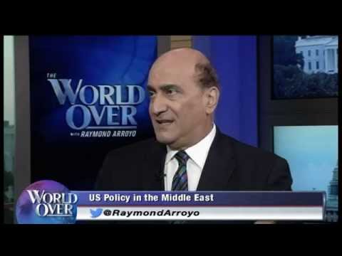 World Over - 2014-08-28 – Lt Col Allen West, Walid Phares, David Lazar on ISIS with Raymond Arroyo